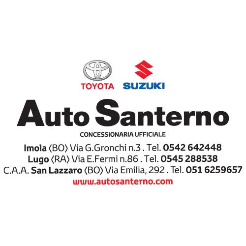 Logo della concessionaria Auto Santerno